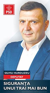 Siguranta unui trai mai bun, Silviu Hurduzeu - Deputat